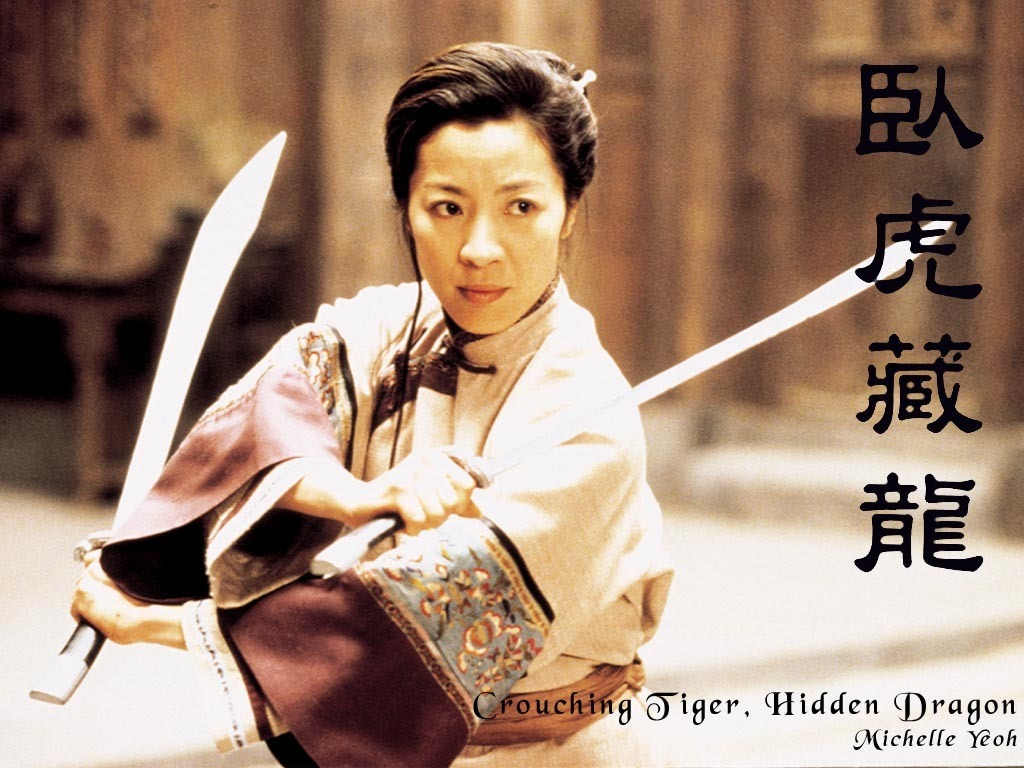 Crouching Tiger Hidden Dragon (2000) 300MB Dual Audio