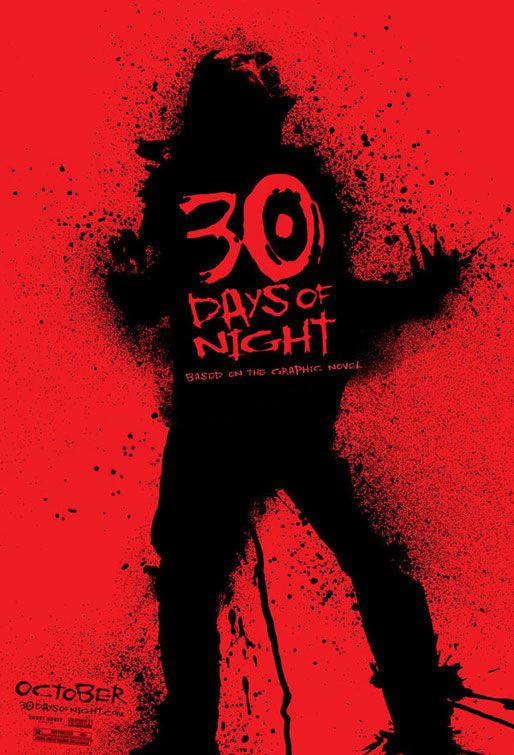 30 Days of Night (2007) BRRip 420p 300MB Dual Audio