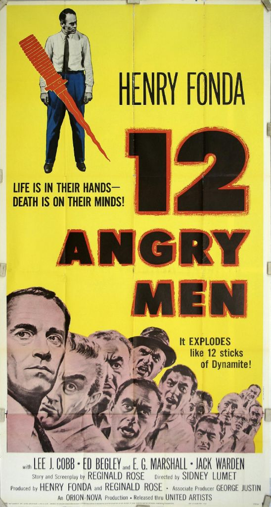 12 Angry Men (1957) 250MB English BRRip 420p ESubs