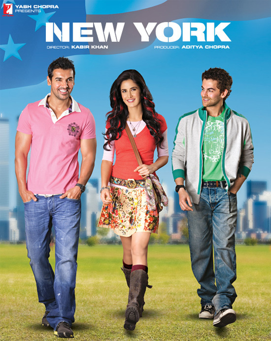 New York (2009) Bollywood Movie