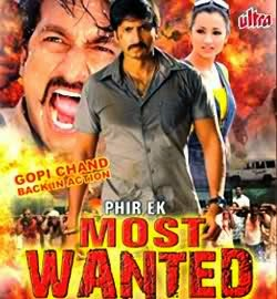 Phir Ek Most Wanted (2009) Telugu Movie