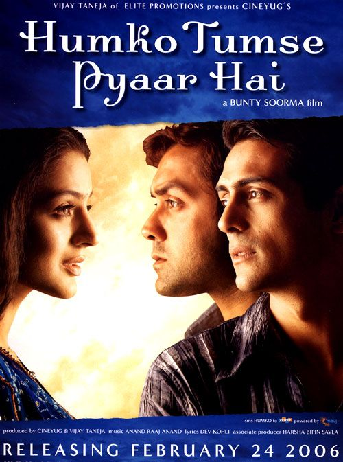 Humko Tumse Pyaar Hai 2006 Hindi Movie Watch Online