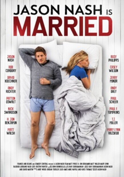 Jason Nash Is Married (2014) Watch Full Movie In Full HD 1080p