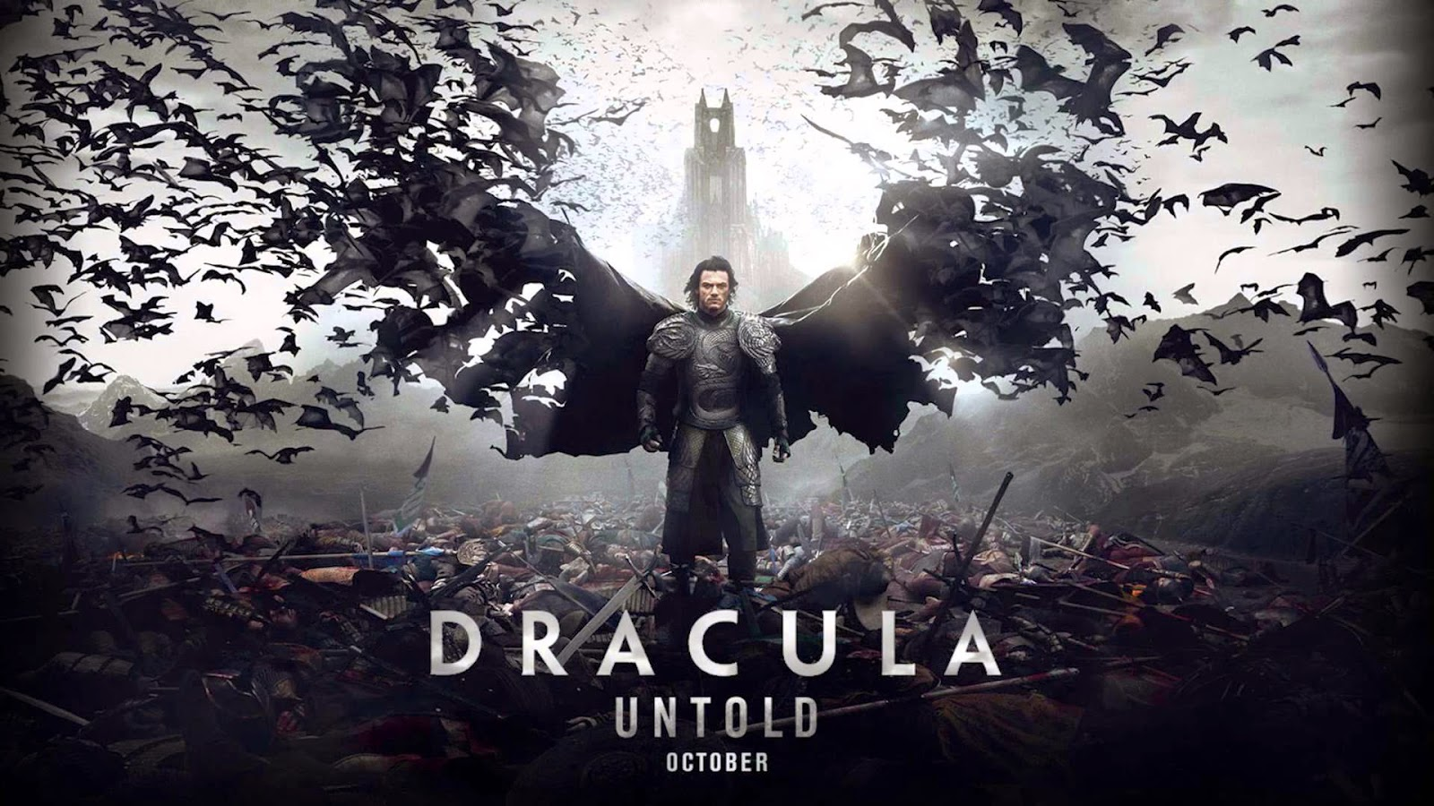 Dracula Untold 2014 Hollywood Movie official trailer
