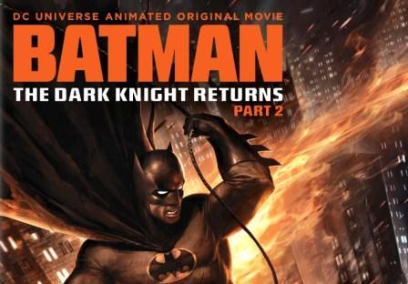 Batman The Dark Knight Returns Part 2 (2014)