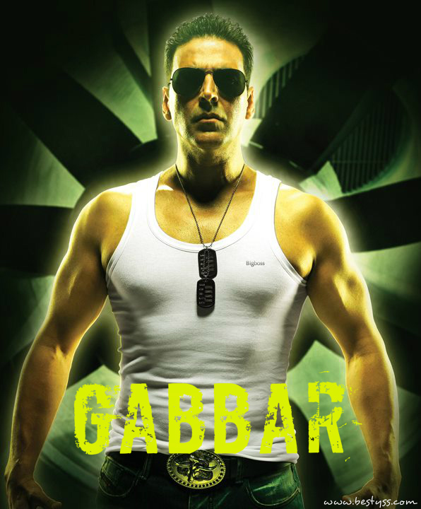 Gabbar 2014 Hindi Movie Offical Trailer Watch Online 720p