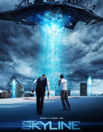 Skyline (2010) Hindi Dubbed Movie Free Download 480p 250MB