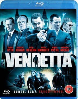 Vendetta 2013 English Movie Free Download HD 720p 250MB
