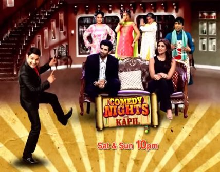 Comedy Nights With Kapil 14th September (2014) Download In HD 480p 300MB