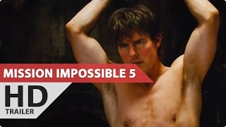 Mission: Impossible Rogue Nation (2015) Official Trailer 720P