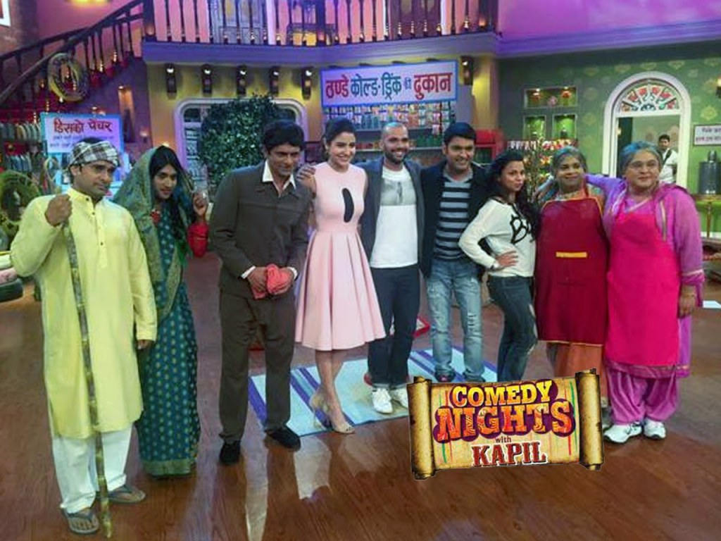 Comedy Nights With Kapil 8th March (2015) 200MB Download