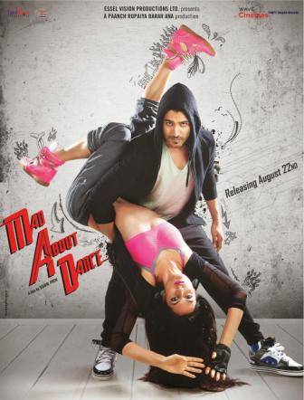 Mad About Dance (2014) Hindi Movies Download 250MB