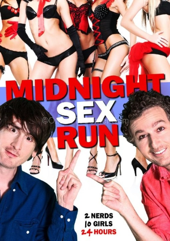 (18+) Midnight Sex Run (2015) English HDRip 300MB