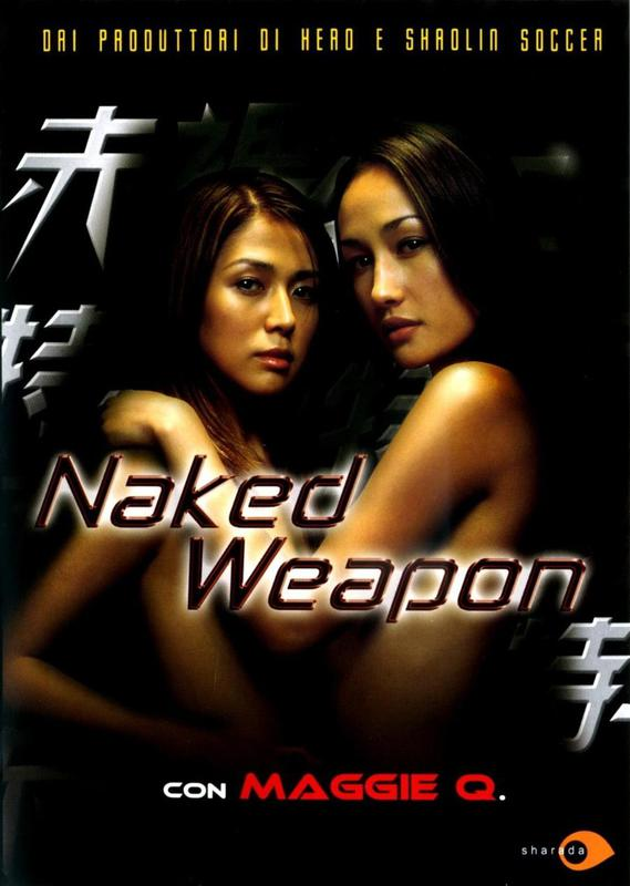 [18+] Naked Weapon (2002) Hindi Eng 480p 300MB