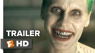 Suicide Squad (2016) Hollywood Movie Comic-Con Trailer