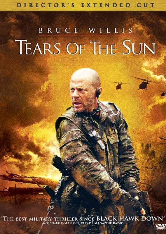 Tears of the Sun 2003 Dual Audio DVDRIP 720P