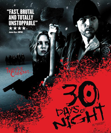 30 Days of Night 2007 Dual Audio 720P