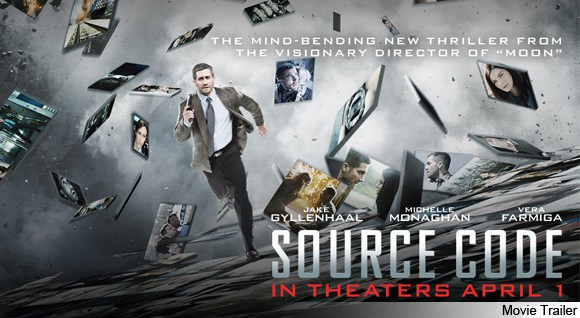 Source Code (2011) Hindi Dubbed Movie 720p BluRay