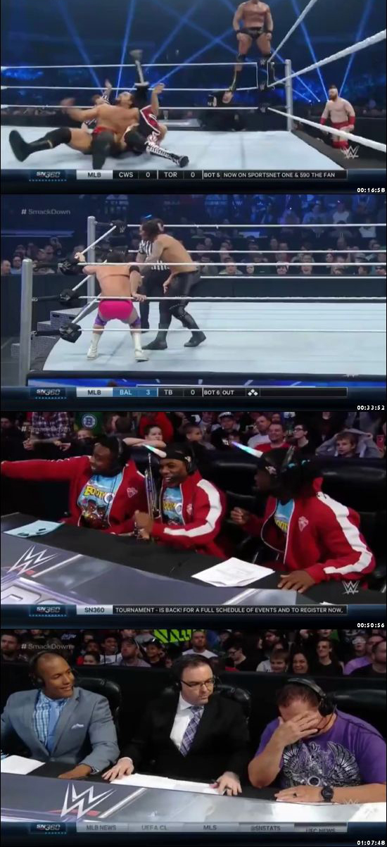 WWE Thursday Night Smackdown 28 April 2016-2