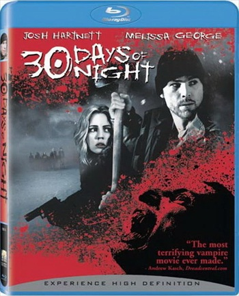 30 Days Of Night 2007 Hindi Dubbed BluRay 300MB