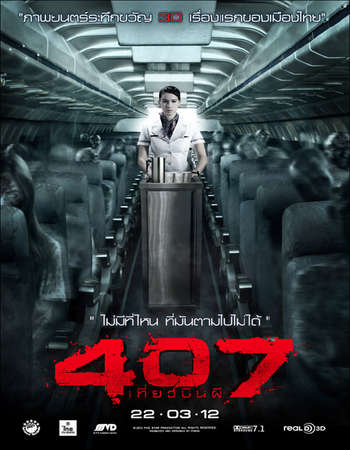 407 Dark Flight 2012 Hindi Dubbed BRRip 400MB