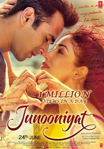 Junooniyat 2016 Official Trailer 720p