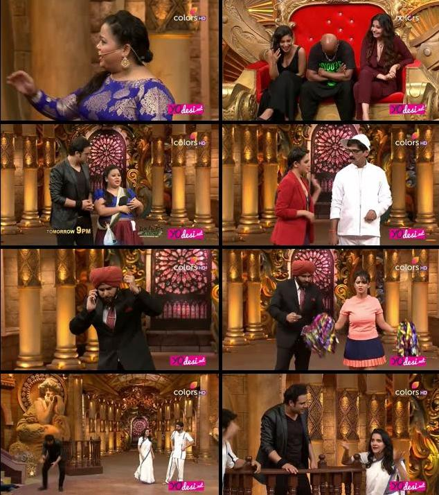 Comedy Nights Bachao 25 June 2016 HDTV 200MB