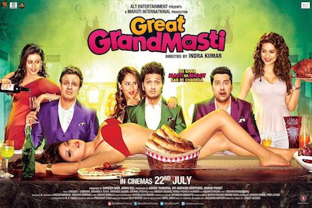 Great Grand Masti 2016 Official Trailer 720p