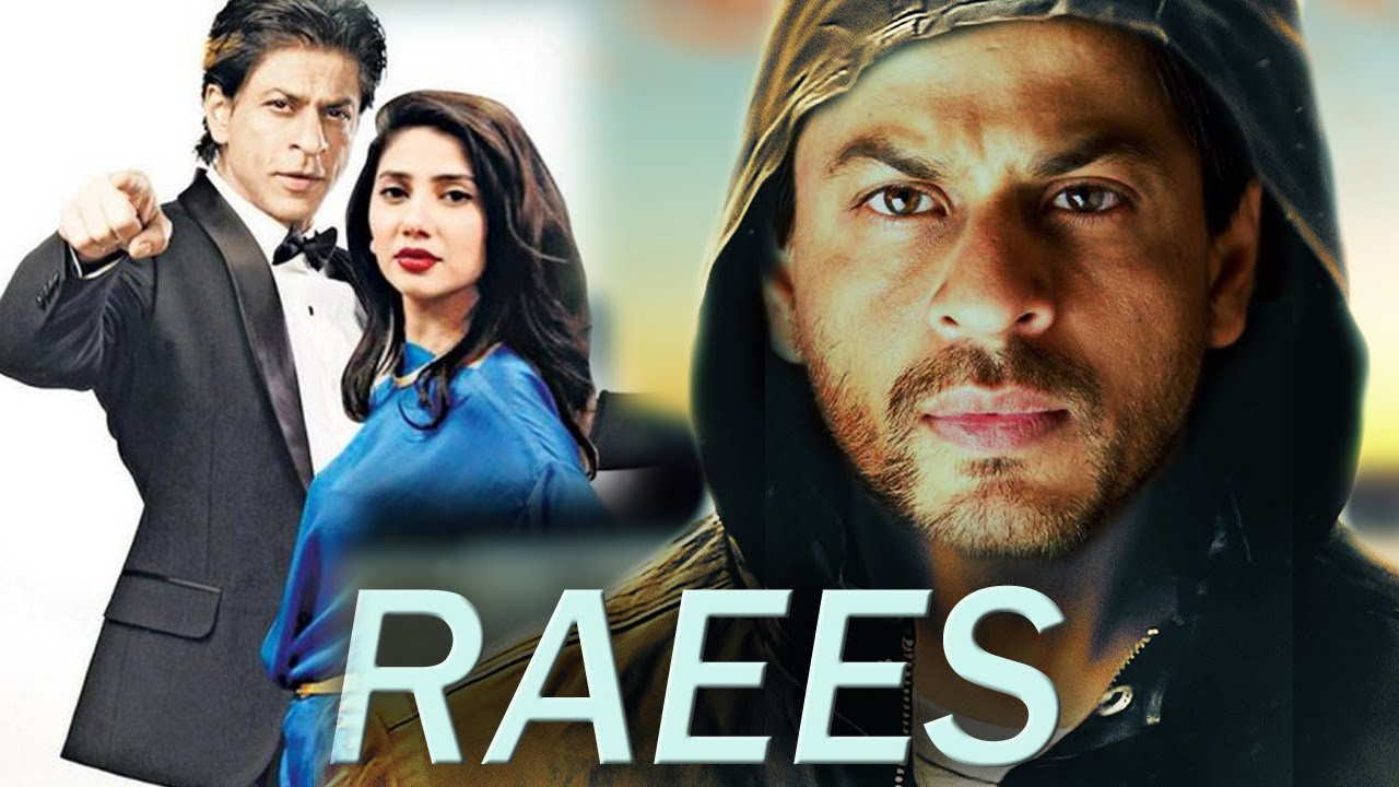 Shah Rukh Khan Raees Movie Trailer DvdRip 1080p