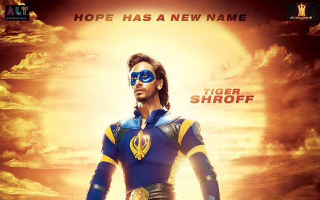 A Flying Jatt  Official Trailer 720p