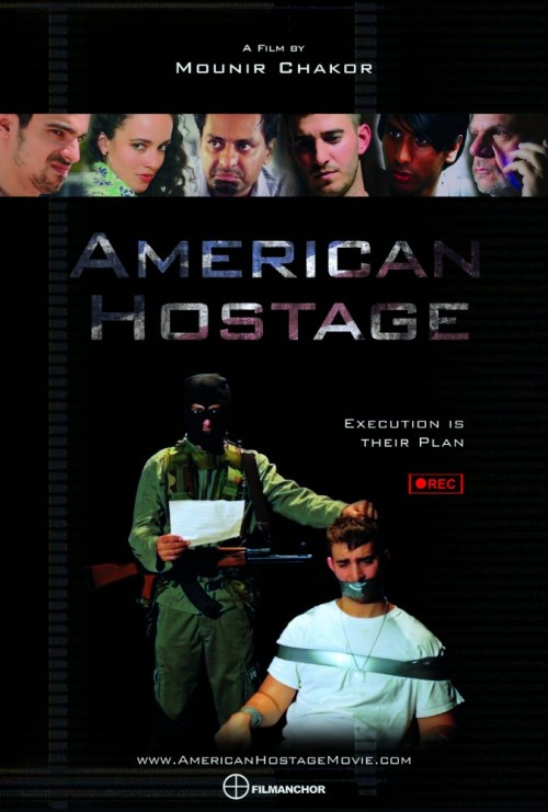 American Hostage 2016 English 480p HDRip 800MB