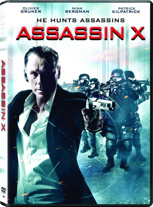 Assassin X 2016 English DVDRip XviD 900MB