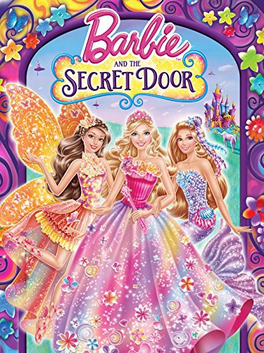 Barbie And The Secret Door 2014 Dual Audio BluRay 720p