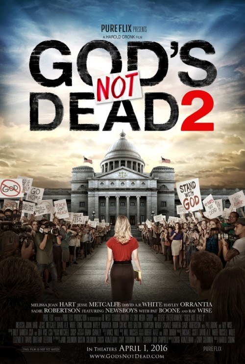 Gods Not Dead 2 2016 English 480p HDRip 900MB