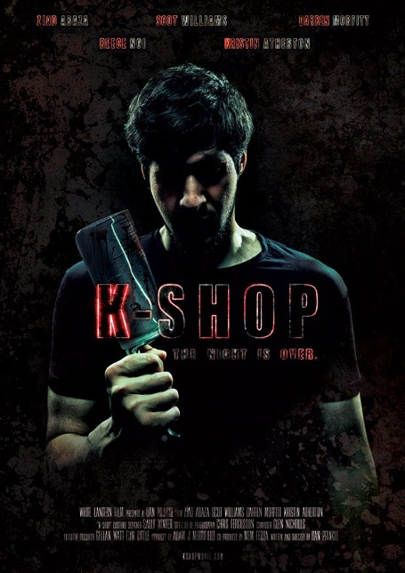 K Shop 2016 English HDRip x264 600MB