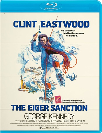 The Eiger Sanction 1975 Dual Audio BluRay 300MB
