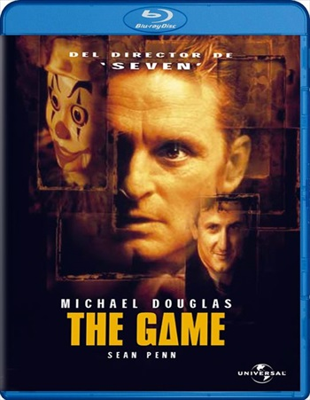 The Game 1997 Dual Audio BRRip 720p