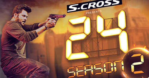 24 S02E01 Hindi 23rd July 2016  HDTV 150MB