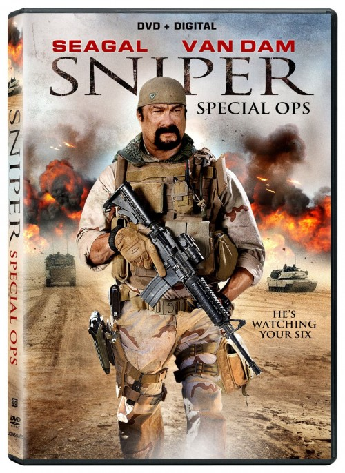 Sniper Special Ops 2016 Dual Audio HDRIP 900MB