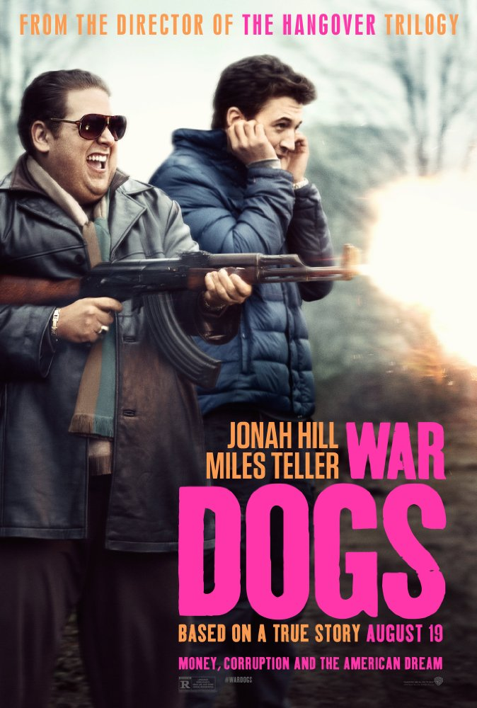 War Dogs 2016 English 480p HDTC 750mb