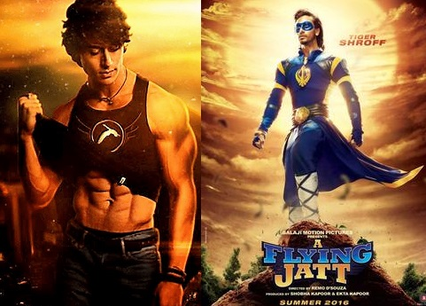 A Flying Jatt 2016 Hindi 480p BluRay 850mb