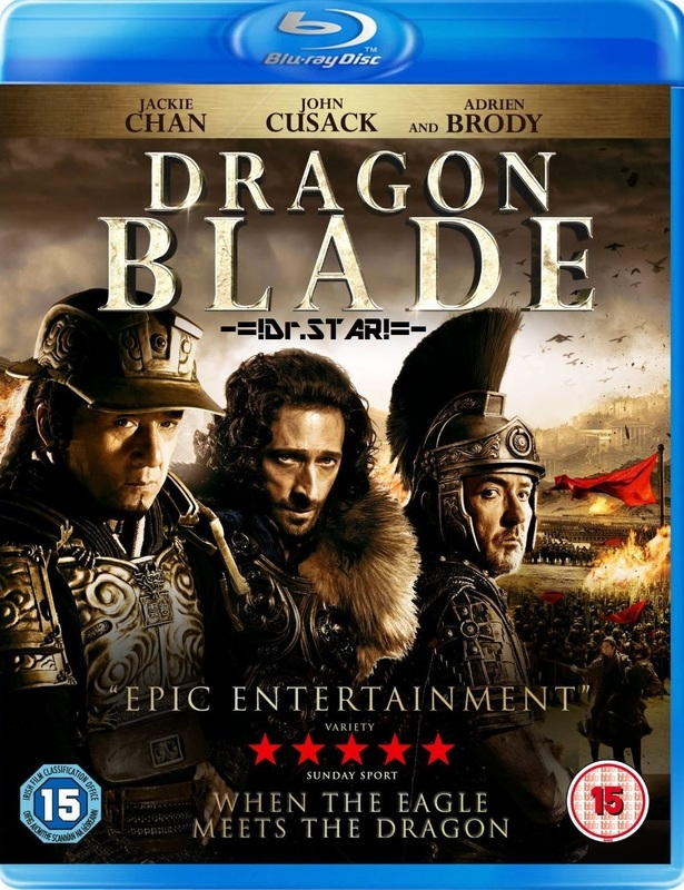 Dragon Blade (2015) Dual Audio 720p BluRay 700mb