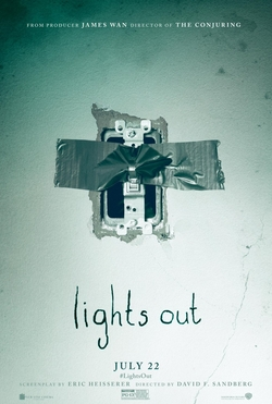 Lights Out 2016 English CAMRip 850mb