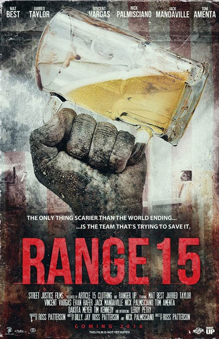 Range 15 2016 English 720p HDRip 700mb