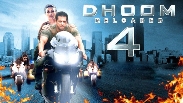 DHOOM 4 Hindi Theatrical Trailer 720p