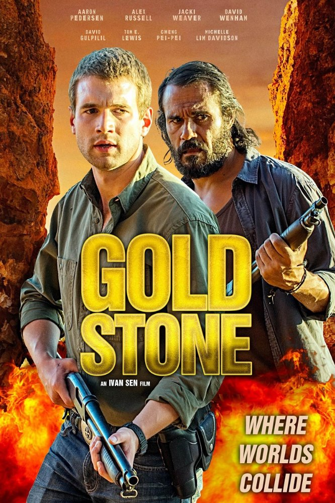 Goldstone (2016) English Movie 720p BluRay 900MB
