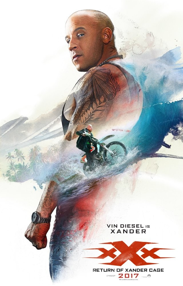 xXx Return of Xander Cage 2017 English Movie 650MB DvdRip 480p