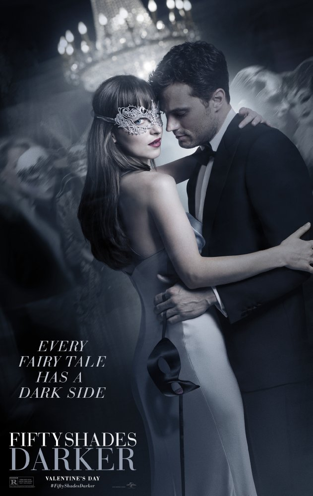 Fifty Shades Darker 2017 English CAMRip 450MB
