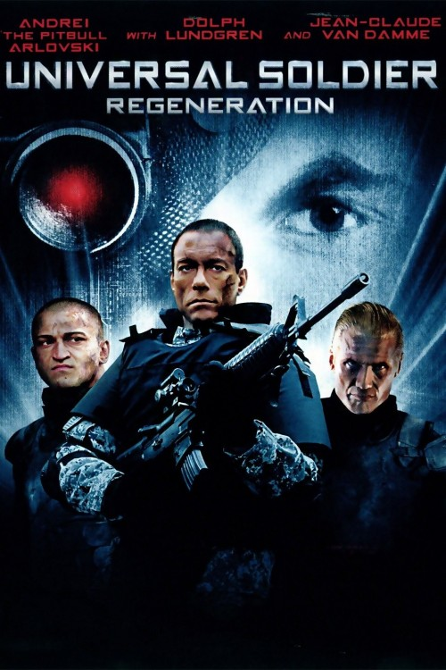 Universal Soldier Regeneration 2009 Dual Audio 800MB