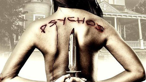 Psychos (2017) English Movie 720p HDRIP 750MB
